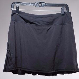 Lululemon Black Recycled Blend Athletic Shorts